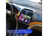 10.1inch Android 6.0 Car Radio DVD Stereo For Acura TSX 2004-2008 Photo 1