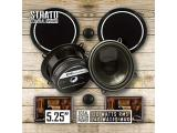 CT Sounds Strato 5.25 inch Component Full Range Car Speaker Set Photo 2