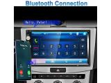 Hikity Car Stereo Double Din 7 Inch Touchscreen Radio Receiver Bluetooth System Photo 5