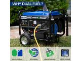 DuroMax XP5500EH Electric Start-Camping & RV Ready Photo 2