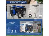 DuroMax XP5500EH Electric Start-Camping & RV Ready Photo 3