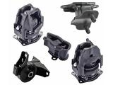 ENA Engine Motor and Trans Mount Set of 5 Compatible with 2005 2006 Honda Odyssey