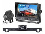 DoHonest V27 AHD 1080P RV 2 Backup Camera Kit 7 Inch LCD Monitor