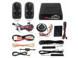 EASYGUARD EC002-bu Intelligent RFID PKE Car Security Alarm System Auto Start keyless