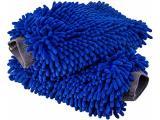 Relentless Drive Car Wash Mitt & Works as Car Wash Sponge, Chenille Microfiber Wash Mitt Scratch Free