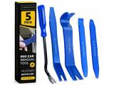 Tresalto Auto Trim Removal Tool Set [Non Marring and No Scratch]