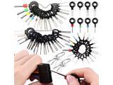 Vignee 60pcs Terminal Removal Tool kit,Pins Terminals Puller Repair Removal Tools for Car Pin Extractor