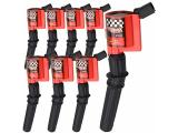 High Performance Ignition Coil 8 Pack For Ford F-150 F-250 F-350 4.6L 5.4L V8