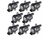 ENA Round Ignition Coils Pack of 8