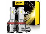 AUXITO H11 LED Headlight Bulbs 12000lm Per Set