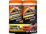 Armor All Car Interior Cleaner Protectant Wipes - Cleaning for Cars And Truck And Motorcycle