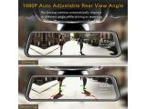 TOGUARD 2.5K Mirror Dash Cam Photo 2
