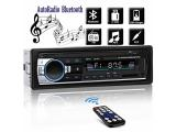 Single Din Car Stereo Bluetooth Car Radio Multimedia Car Audio Digital Media Receiver Systems