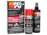 K&N Air Filter Cleaning Kit: Aerosol Filter Cleaner and Oil Kit; Restores Engine Air Filter Performance