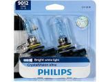 Philips 9012CVB2 CrystalVision Ultra Upgrade Headlight Bulb