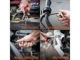 Hi-Spec 67 Piece Auto Mechanics Tool Kit Set with SAE Sockets Photo 2