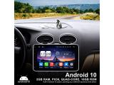 Single Din Android 10 Car Stereo with Fastboot Photo 1