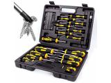 Magnetic Screwdrivers Set with Case, Amartisan 42-piece