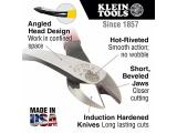 Klein Tools J2000-48 Pliers, Diagonal Cutting Pliers with Angled Head Photo 2