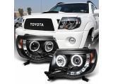 ACANII - For 2005-2011 Toyota Tacoma LED DRL Halo Ring