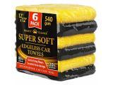 Premium Microfiber Towels for Cars