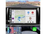 Double Din Car Stereo Compatible with Voice Control Apple Carplay Photo 3