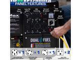 DuroMax XP12000EH Generator-12000 Watt Photo 5