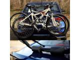 KAC Sport T3 Trunk Mounted 3-Bike Carrier Rack Photo 2