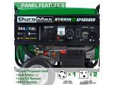 DuroMax XP4850EH Generator Photo 3