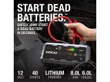 NOCO Boost HD GB70 2000 Amp 12-Volt UltraSafe Lithium Jump Starter Box Photo 4