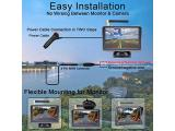 DoHonest S23 5 Inch HD 1080P Wireless Backup Camera 5 Photo 2